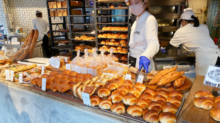 【トリュフベーカリー】トリュフ香る贅沢なパンが人気のベーカリー!@広尾