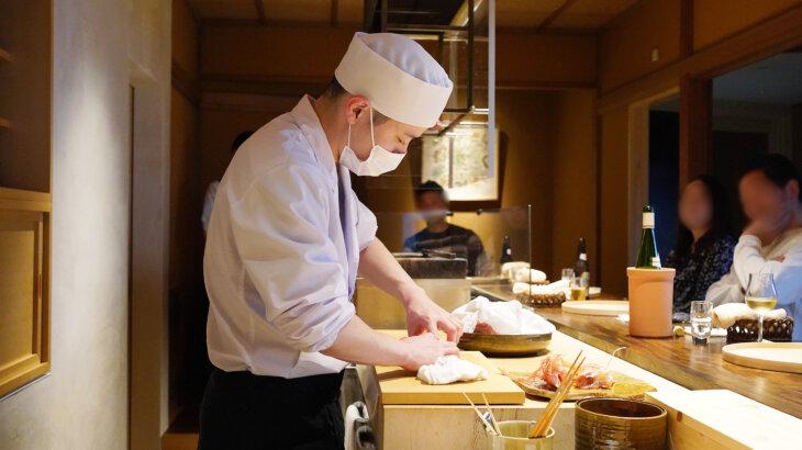 【温石】静岡の地魚と繊細な料理を味わう、心温まる茶懐石@焼津