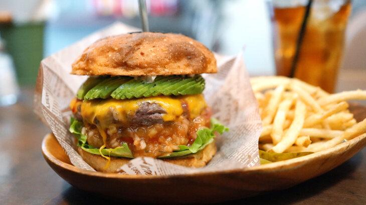 【Jack37Burger】絶品!まるでステーキなジューシーパティのハンバーガー@小伝馬町
