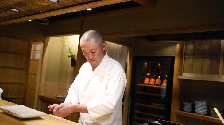 【天本】極上のつまみと握りをいただく至福の鮨店@東麻布